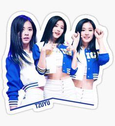 Tzuyu Sticker