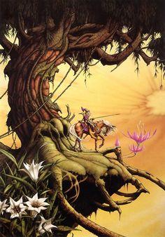 Image Detail for - Castle Dragonscar: Fantasy Art: Rodney Matthews &… High Fantasy, Sci Fi Fantasy, Fantasy Books, Roger Dean, Michael Moorcock, 70s Sci Fi Art, 1970s Art, Fantasy Heroes, Virtual Museum