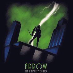 Arrow the Animated Series