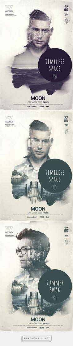 Timeless Poster on Behance - created via http://pinthemall.net
