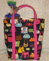 grocery bag pattern (free pdf) Ruth this is the one I made!