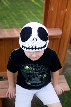 Hey, I found this really awesome Etsy listing at https://www.etsy.com/listing/203661043/crochet-beanie-hats-nightmare-before