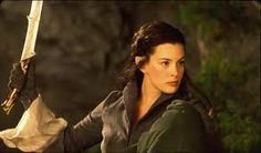 Day 16: Favorite female character--Arwen