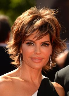 Lisa Rinna in Arrivals at the Creative Arts Emmy Awards