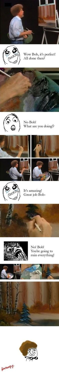 The magic that is, Bob.