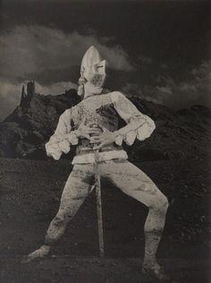 Pierre Boucher 1908. Photomontage Via invaluable