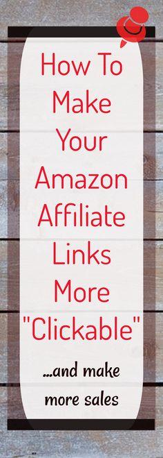 Amazon Affiliates: