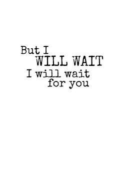 as long as it takes