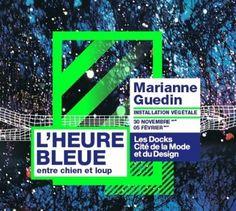 L'Heure Bleue, la forêt enchantée et son sapin de Noël à la Cité de la Mode