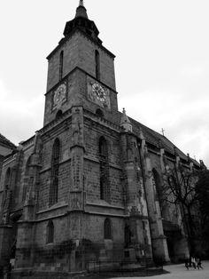 Black Church from Brasov, Romania