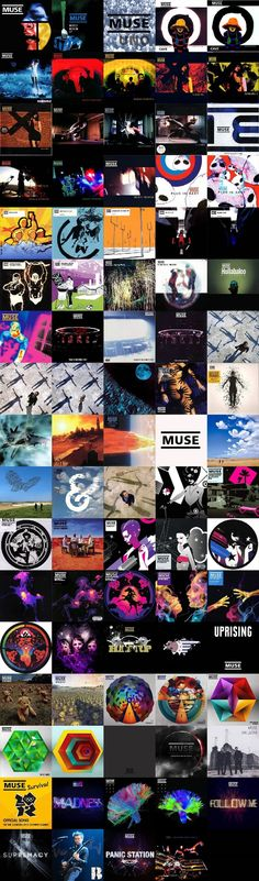 muse's discography << this is so cool