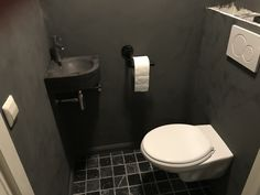 Ouderwetse Stortbak Toilet : Pimp je tegels met tegelverf keuken toilet house