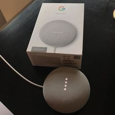 Yay its arrived! Thanks - look forward to experience its features Google Home, Mini, Youtube, Instagram, Youtubers, Youtube Movies