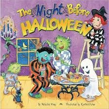 Image result for the night before halloween natasha wing