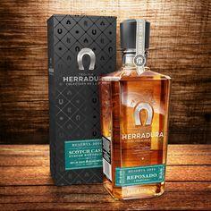 Herradura Tequila — The Dieline - Package Design Resource