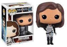 Pop! Games: Mass Effect - Miranda | Funko