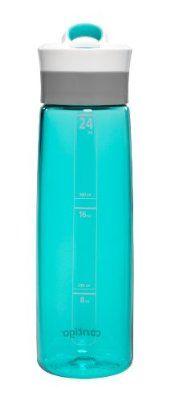 Contigo Autoseal Grace Water Bottle, 24-Ounce, Ocean:Amazon: