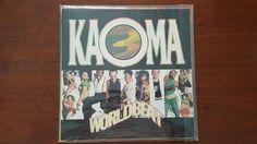 Kaoma – Worldbeat LP EU CBS 466012 1 Mint