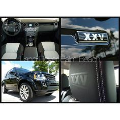 Land Rover North America Is Pleased To Announce The 2014 Land Rover Lr4 Xxv Edition Landroverpalmbeach Landrove Land Rover Land Rover Models New Land Rover