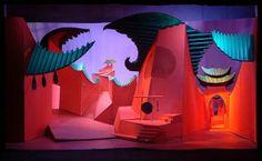 escenario colores