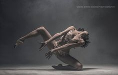 Dancer - Aizhana Mukatovahttps (Айжана Мукатова) by Vadim Stein