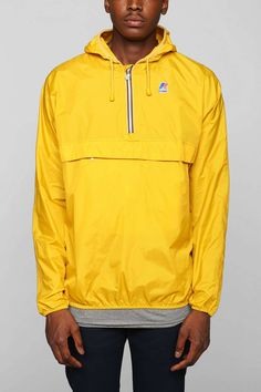 K-Way Leon Anorak Jacket