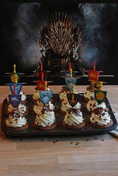 Black Forest Cupcake - Schwarzwälder Kirsch Cupcakes