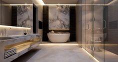 Modern | Bathroom | P.I.K | Jakarta Utara | Manna Interior