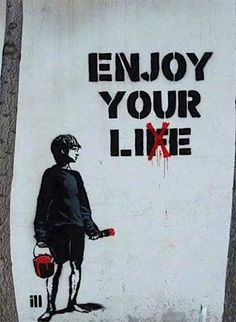 Graffiti Kunst, Banksy Graffiti, Bansky, Graffiti Artists, Street Art Banksy, Arte Punk, Urbane Kunst, Deep Art, Political Art