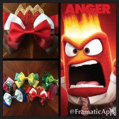 Disney Pixar's Inside Out, meet Anger!