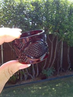 Avon Cape Cod Napkin Rings Set of 8 Original by maggiecastillo, $45.00