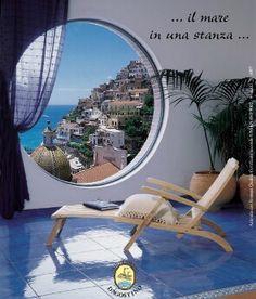 #AnticheFornaciDagostino | il mare in una stanza