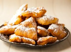 French Quarter Beignets from Eclectic Recipes
