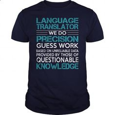 Awesome Tee For Language Translator T Shirts, Hoodie. Shopping Online Now ==►…