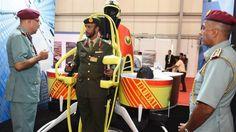生活技.net: 迪拜打算為消防員配備噴射背包應付高樓火災