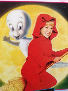 casper and wendy. casper meets wendy-hilary duff. and wendy