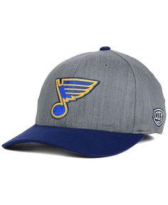 79d5ba5397f Old Time Hockey St. Louis Blues Grilled Flex Cap   Reviews - Sports Fan  Shop By Lids - Men - Macy s