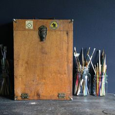 Artist Paint Box now featured on Fab.