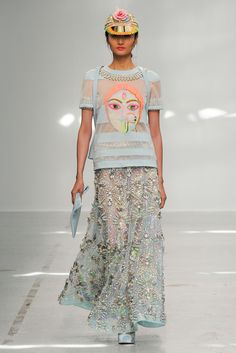 Manish Arora Spring 2015 Ready-to-Wear - Collection - Gallery - Style.com