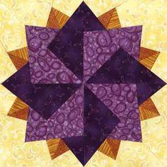 Canopus Quilt Block