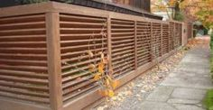 New Best Contemporary Wood Fence Design Kids Room And Contemporary with regard to Best Wooden Fences Ideas