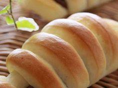 チョコロールパン(簡単成形)の画像