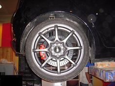 Rear drum to disc brake conversion on a Evo 9, Radiator Cap, Top Fuel, Race Engines, Suzuki Swift, The Struts, Drum, Drums
