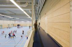 Gallery of Sports Hall / Slangen + Koenis Architects - 5