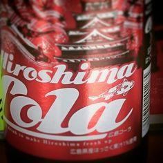 Hiroshima cola,Japan. 日本  ญี่ปุ่น