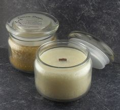 *Pick A Scent* 10oz Woodwick Candle, 1000 scent choices, http://TripleScented.com