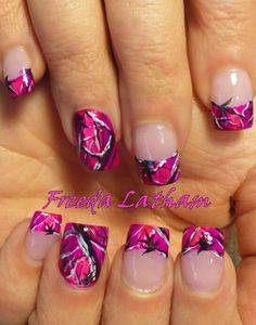 67 Best Camouflage Nails Images On Pinterest Camouflage Nails