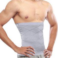 6ffc2f7ea653b Men s Body Shaper Tummy Control Waist Cincher Firm Compression Invisible  Slimming Belt
