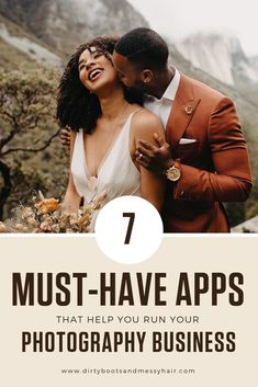 7 Must-Have Apps for Photographers – According to DBMH Photographer Needed, Professional Photographer, Wedding Photography Tips, Photography Business, Instagram Tips, Instagram Story, Dawn And Dusk, Hair Photo, Messy Hairstyles
