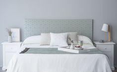 Geometría y color, el dormitorio perfecto! | Kenay Home